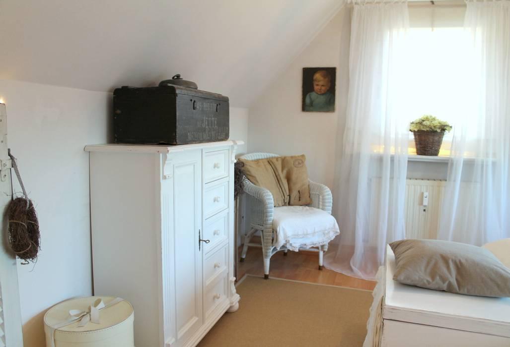 Romantisches Schlafzimmer Update Me & Harmony Schlafzimmer im Landhausstil