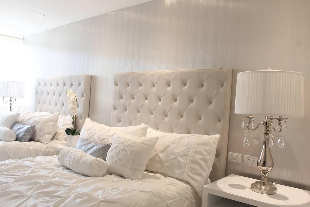 Kamar Tidur Modern Oleh Monica Saravia Modern