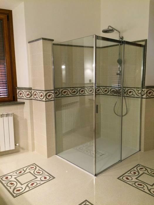 Andrea osimani design bagno in stile di osimani proposte for Proposte di arredo