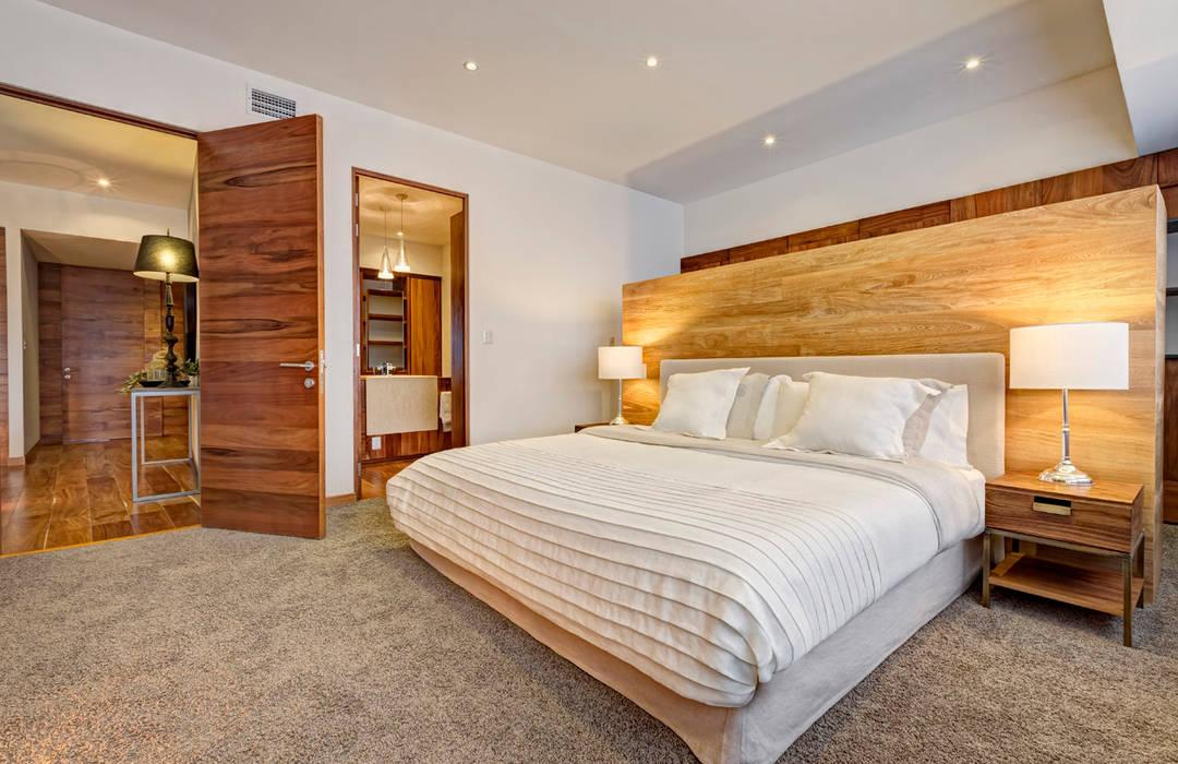 Lopez Duplan Arquitectos Modern style bedroom