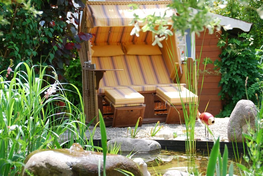 Projekty,  Ogród zaprojektowane przez dirlenbach - garten mit stil, Skandynawski