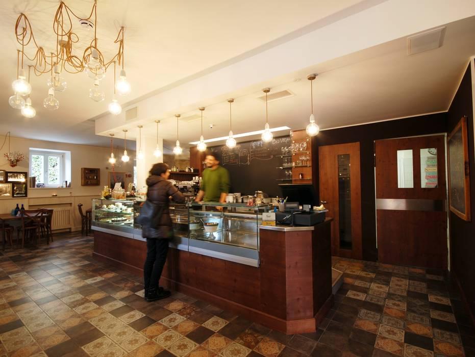 Illuminazione u2013 ristorante veganima arco tn : bar & club in stile