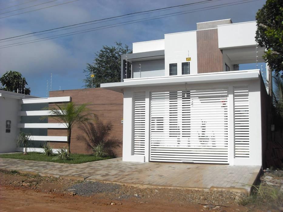 Casas  por Ricardo Galego - Arquitetura e Engenharia, Moderno