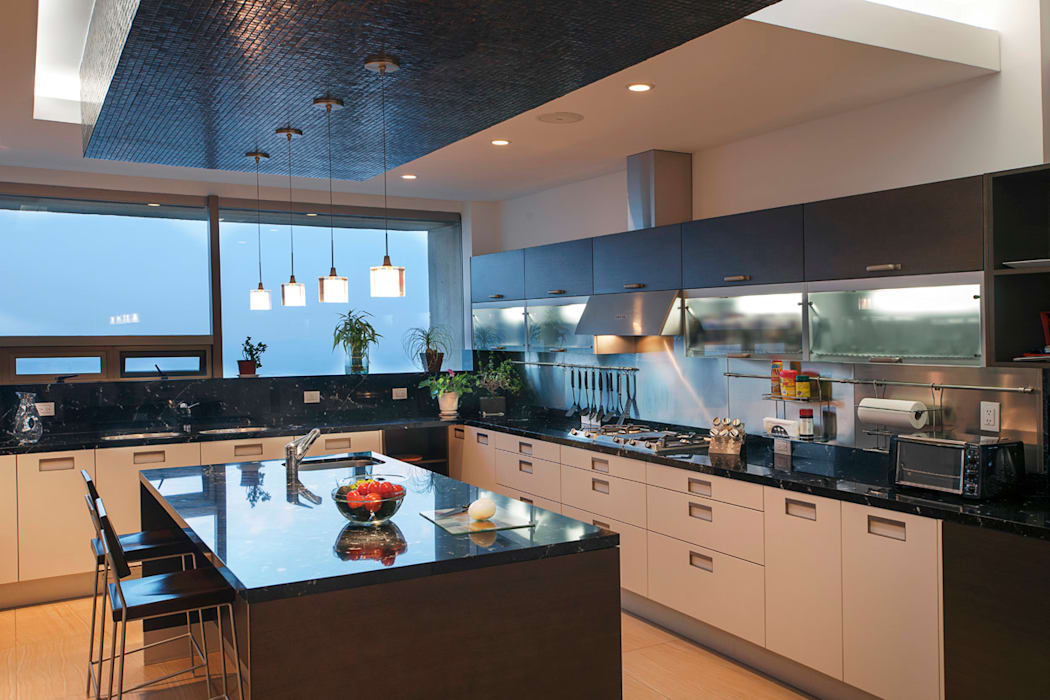Cuisine moderne par ARCO Arquitectura Contemporánea Moderne