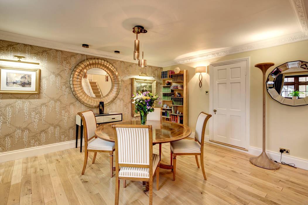 Technical aspects of lighting design by Chameleon Designs Interiors Modern