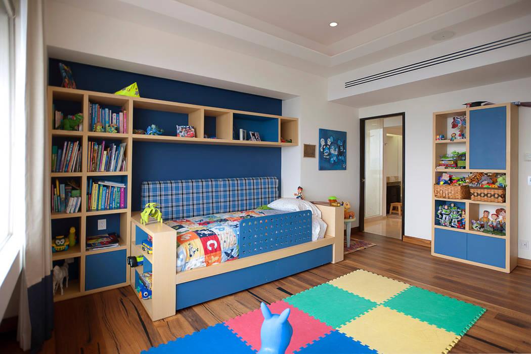 Departamento ASL Dormitorios infantiles modernos de ARCO Arquitectura Contemporánea Moderno