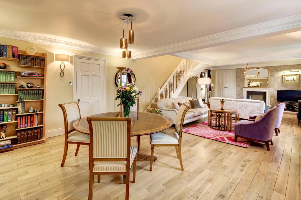 Technical aspects of lighting design de Chameleon Designs Interiors Moderno
