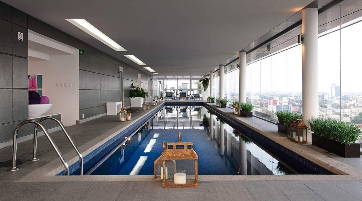 by ARCO Arquitectura Contemporánea Сучасний