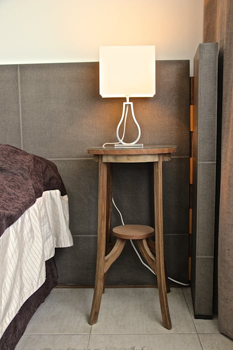 ห้องนอน โดย HOME UP, โมเดิร์น