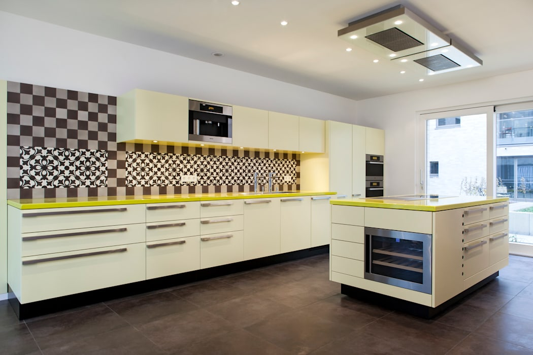 Cocinas de estilo moderno de Beilstein Innenarchitektur Moderno