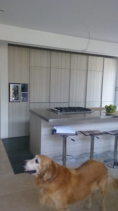 Kitchen by Spacio M+M