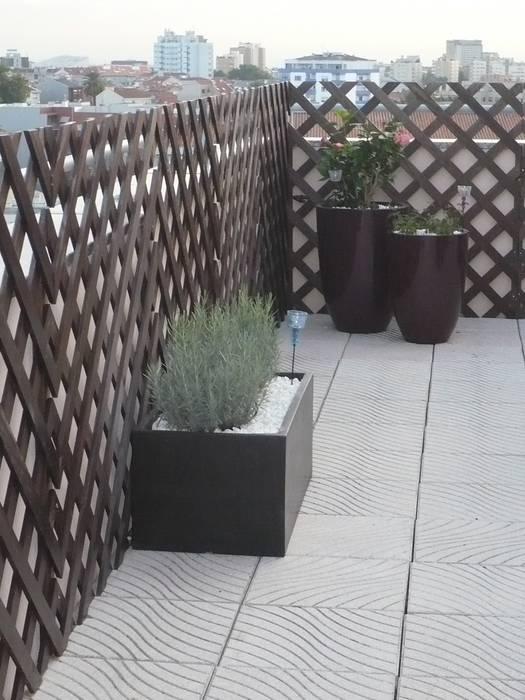 Kohde Modern Terrace