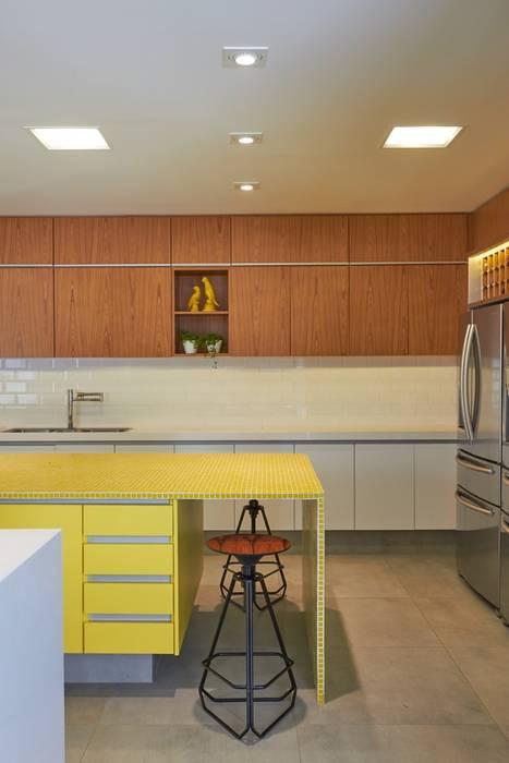 Cozinha Piloni Arquitetura Cozinhas modernas