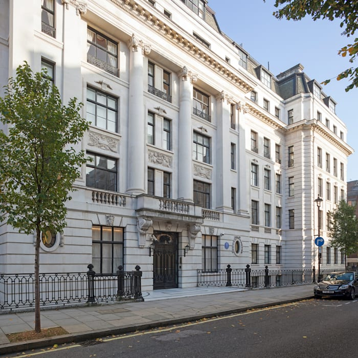 Rumah oleh Nash Baker Architects Ltd, Klasik Batu