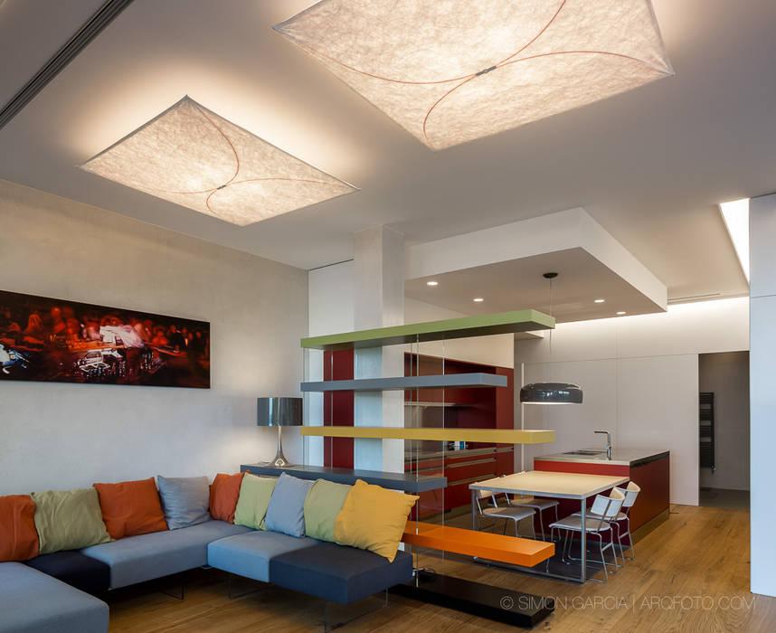 Дома в стиле модерн от Simon Garcia | arqfoto Модерн