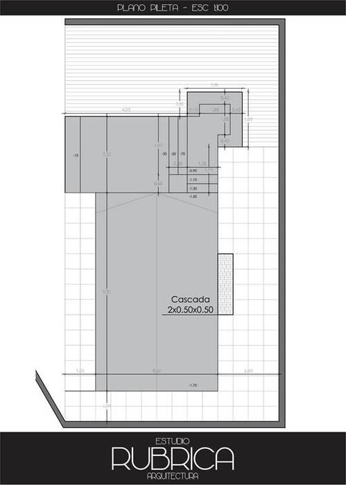 Pileta Rubrica Arquitectura
