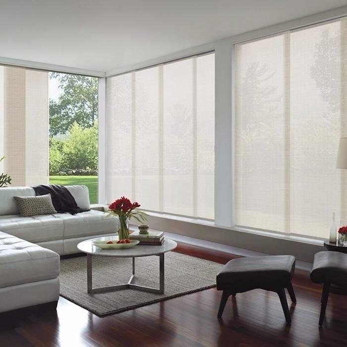 Proyecto Interiorismo Salas modernas de Decoespacios Moderno