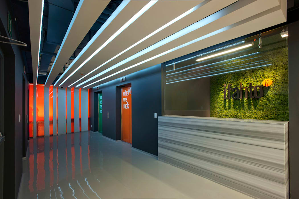 Study/office by ARCO Arquitectura Contemporánea , Modern