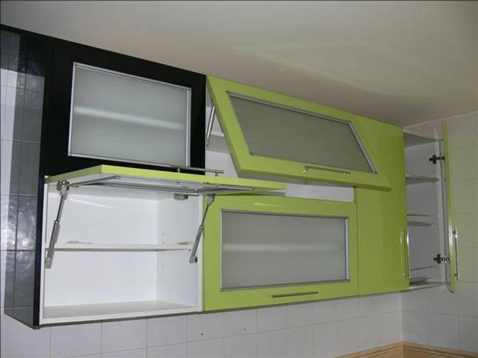 Cocinas de estilo  de Exdema Antares C.A, Moderno