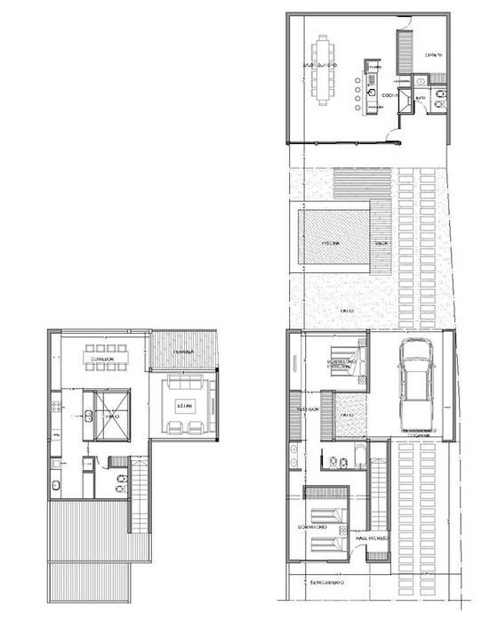 Damián y Celeste de Estudio de Arquitectos Jafella Rodriguez
