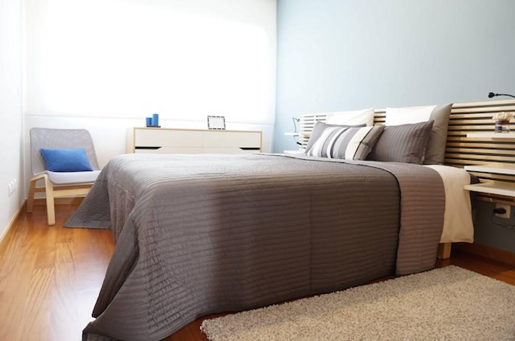 Modern Bedroom by Kohde Modern