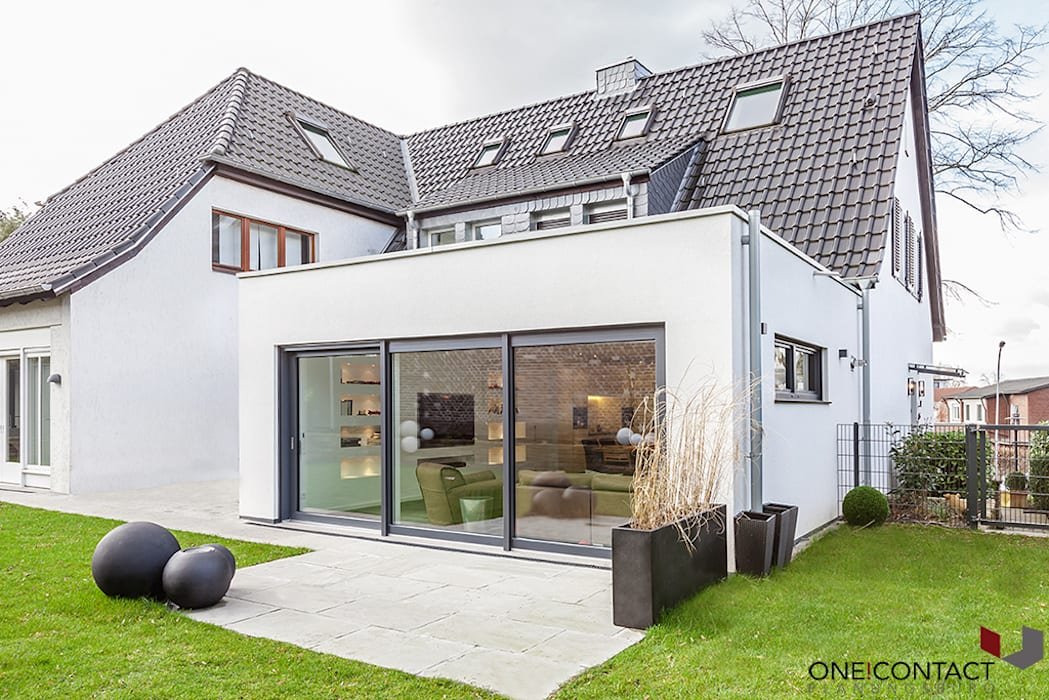 Houses by ONE!CONTACT - Planungsbüro GmbH,