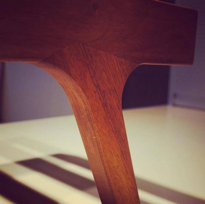 Ziynet Mobilya San.Tic.Ltd.Şti. 臥室床與床頭櫃 木頭 Wood effect