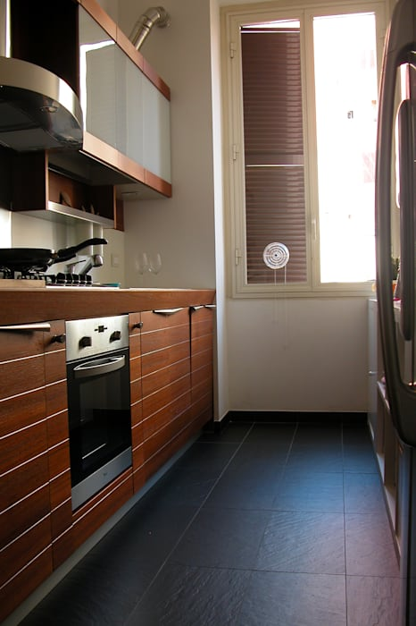 Cucina: Cucina in stile in stile Moderno di Barbara Baldrati Architetto