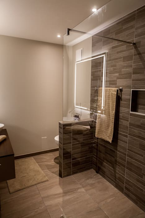 CSInterieur Modern bathroom