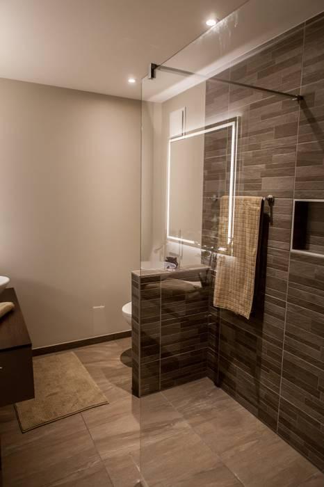 Salle de bains Salle de bain moderne par CSInterieur Moderne
