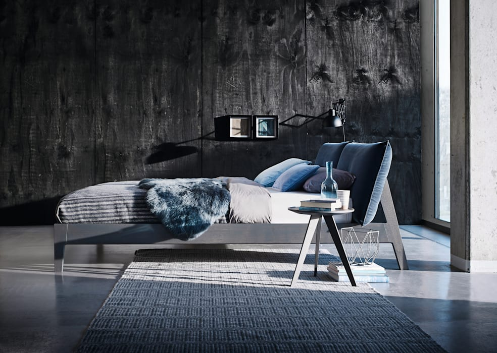 KwiK Designmöbel GmbH BedroomBeds & headboards