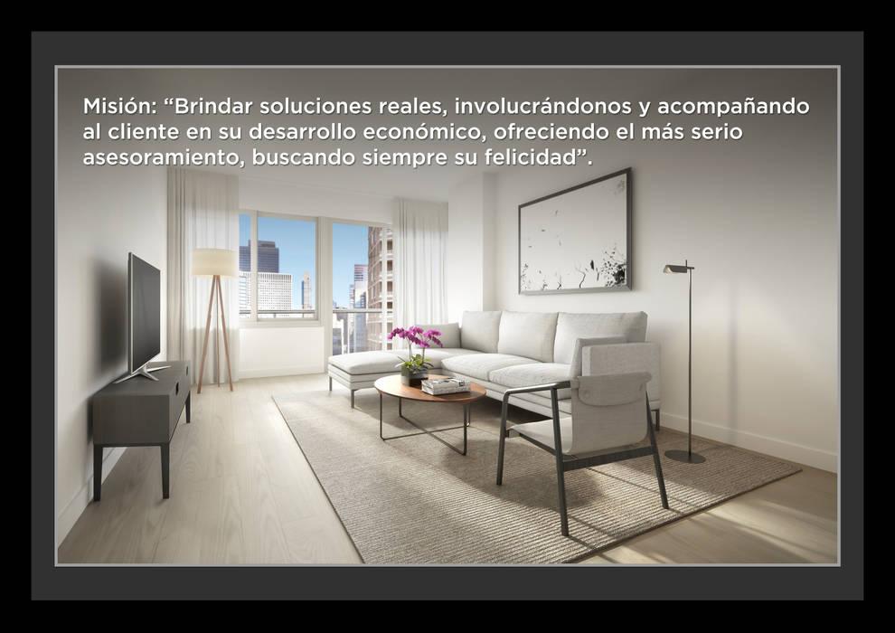 HOME 54 Home54 Oficinas y comercios de estilo moderno