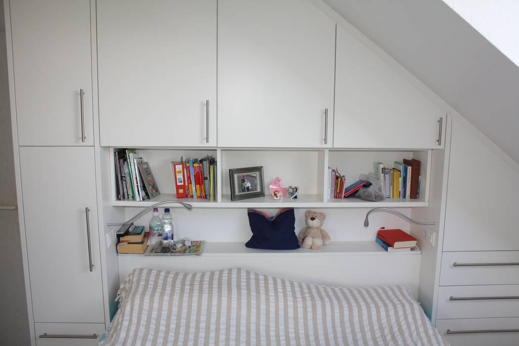 Kopfteil bett mit überbau: schlafzimmer von horst fetting ...