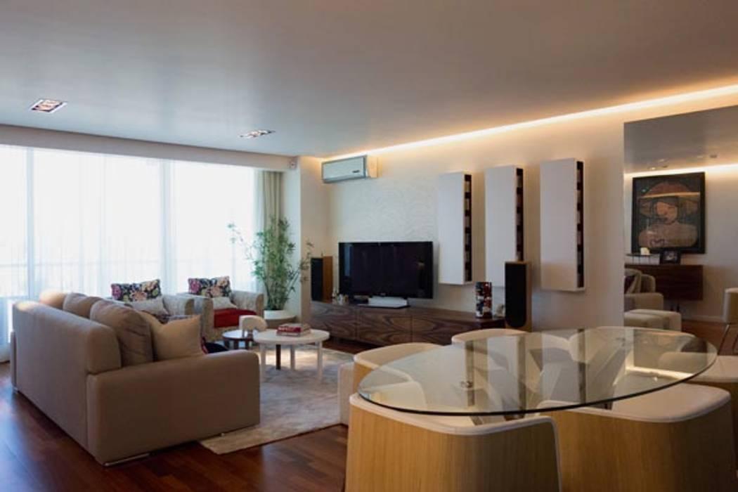 Architect Your Home Livings de estilo moderno