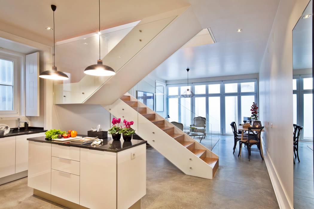par Pureza Magalhães, Arquitectura e Design de Interiores Industriel
