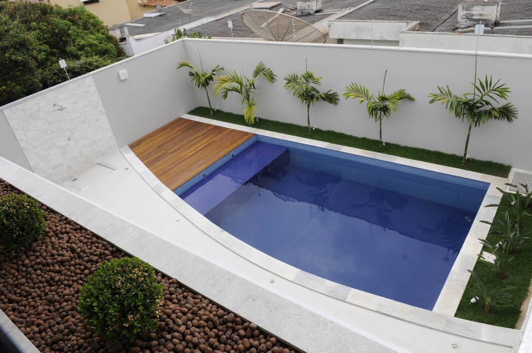 A/ZERO Arquitetura Modern pool