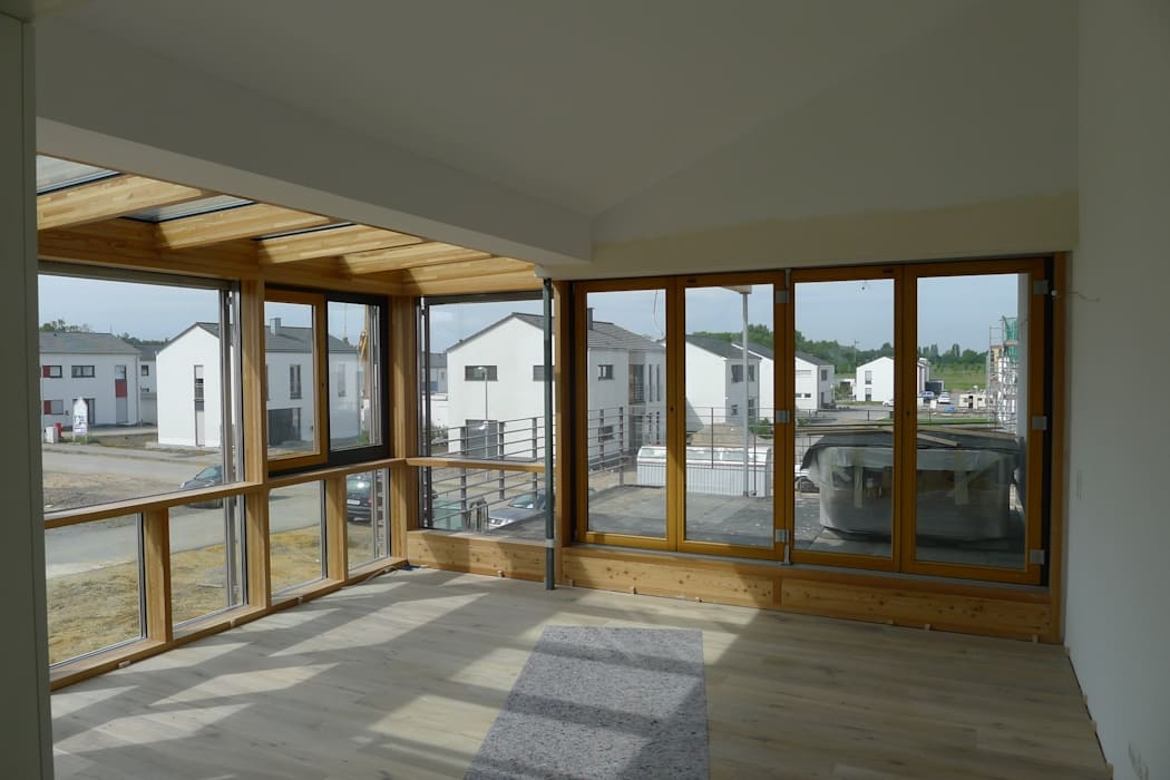 Country style windows & doors by puschmann architektur Country