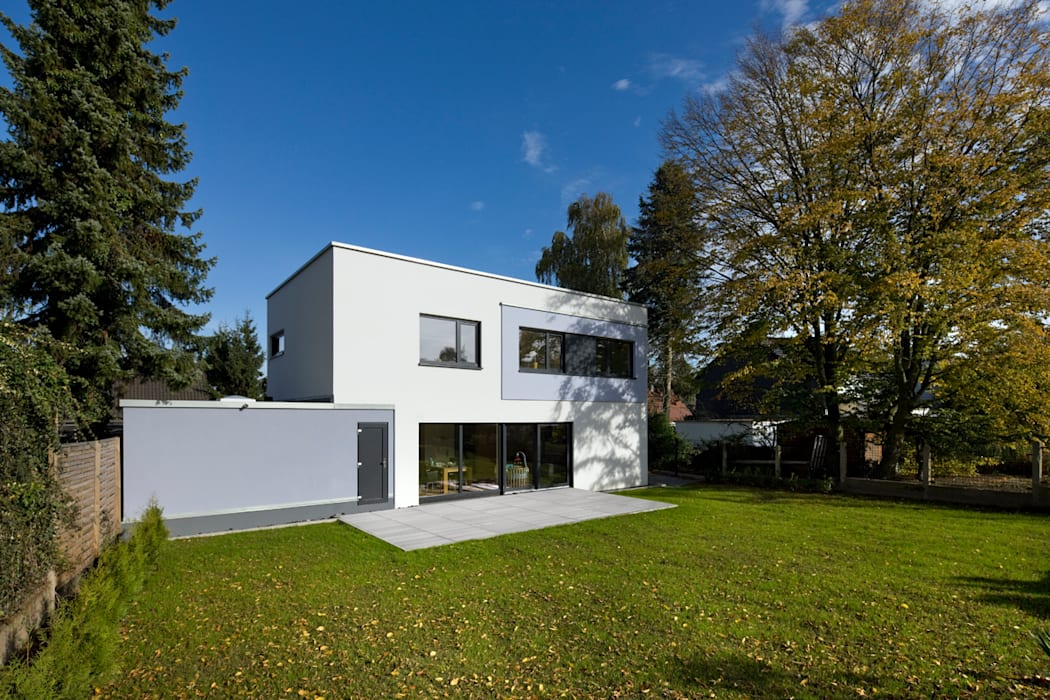 Casas modernas de puschmann architektur Moderno