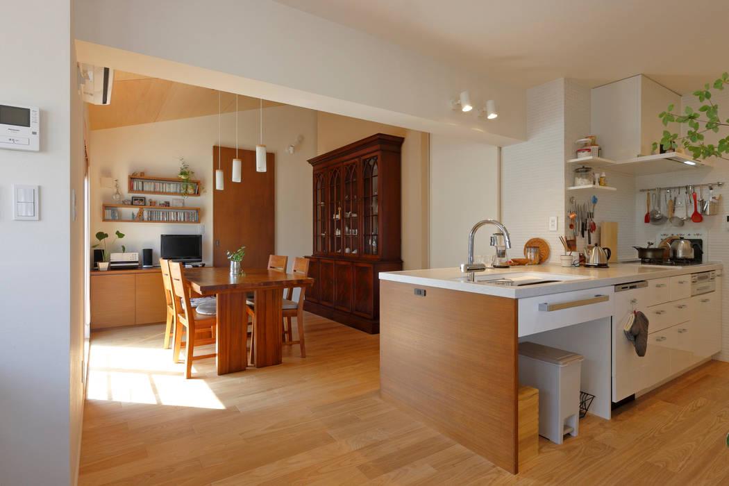 シーズ・アーキスタディオ建築設計室 Moderne Küchen