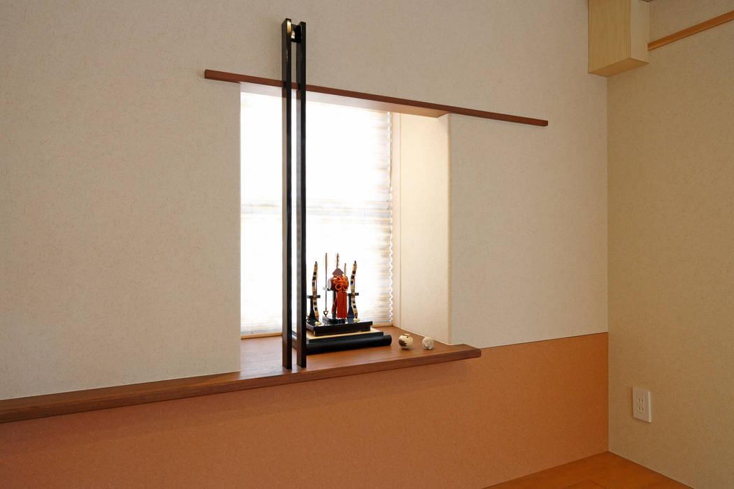 Living room by シーズ・アーキスタディオ建築設計室,