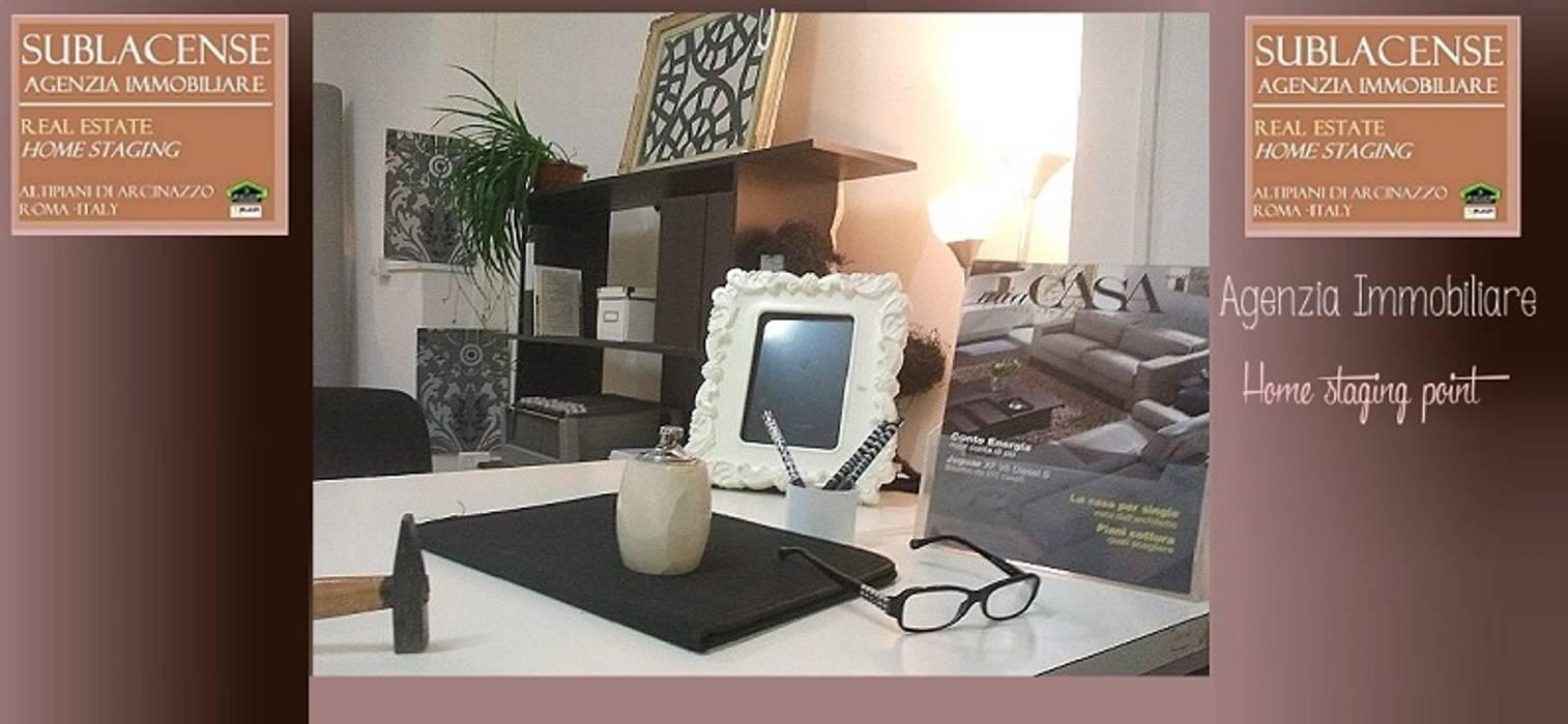 immobiliare sublacense 勉強部屋/オフィス机