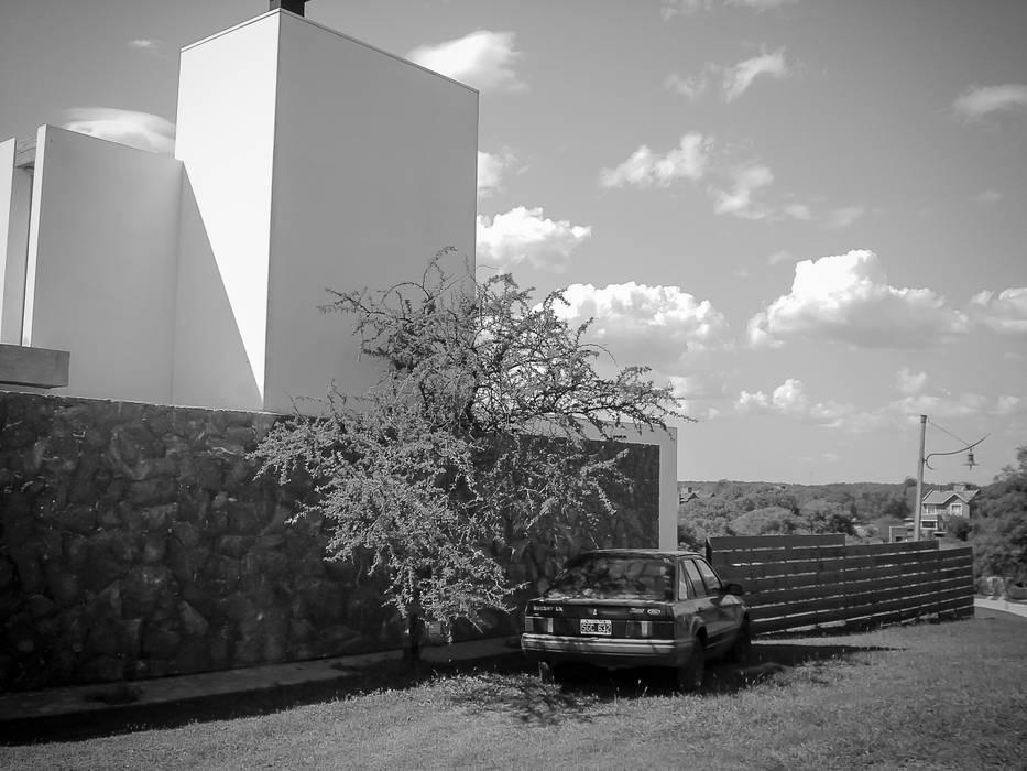 Casas de estilo  por CCMP Arquitectura,