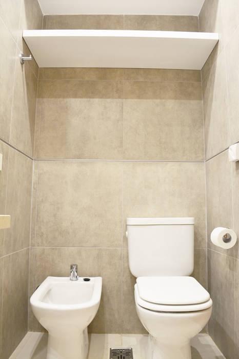 Baños de estilo  de Estudio Nicolas Pierry,