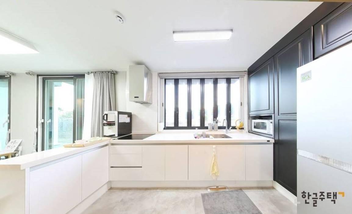 Dapur Modern Oleh 한글주택(주) Modern