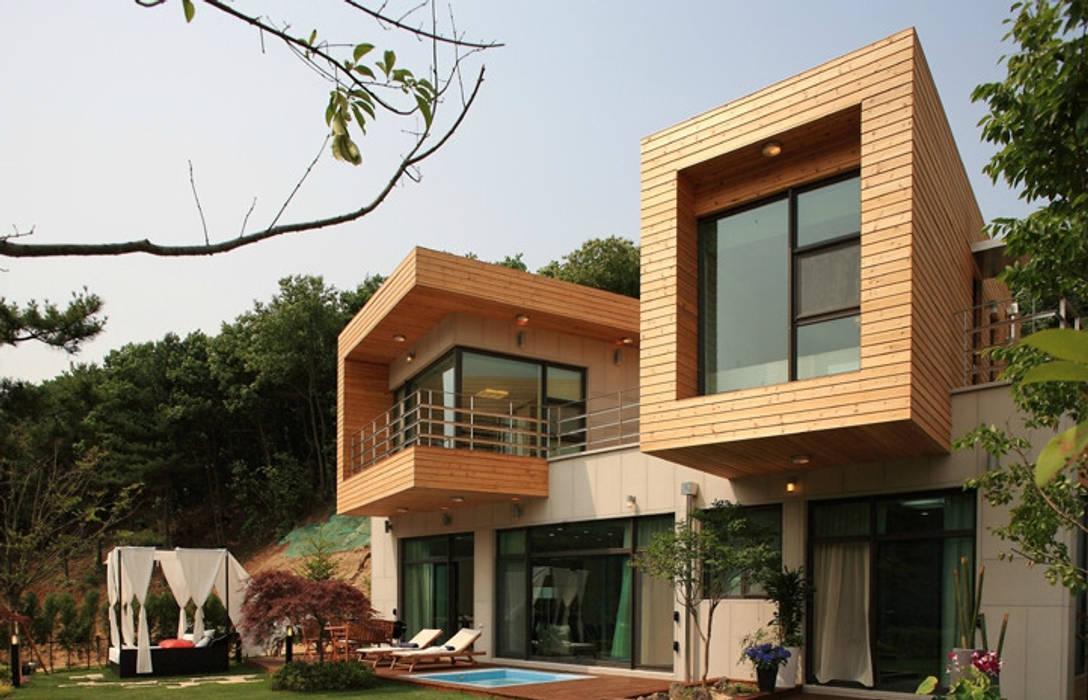 풍경,그곳에 살어리 랏다 한글주택(주) 모던스타일 주택