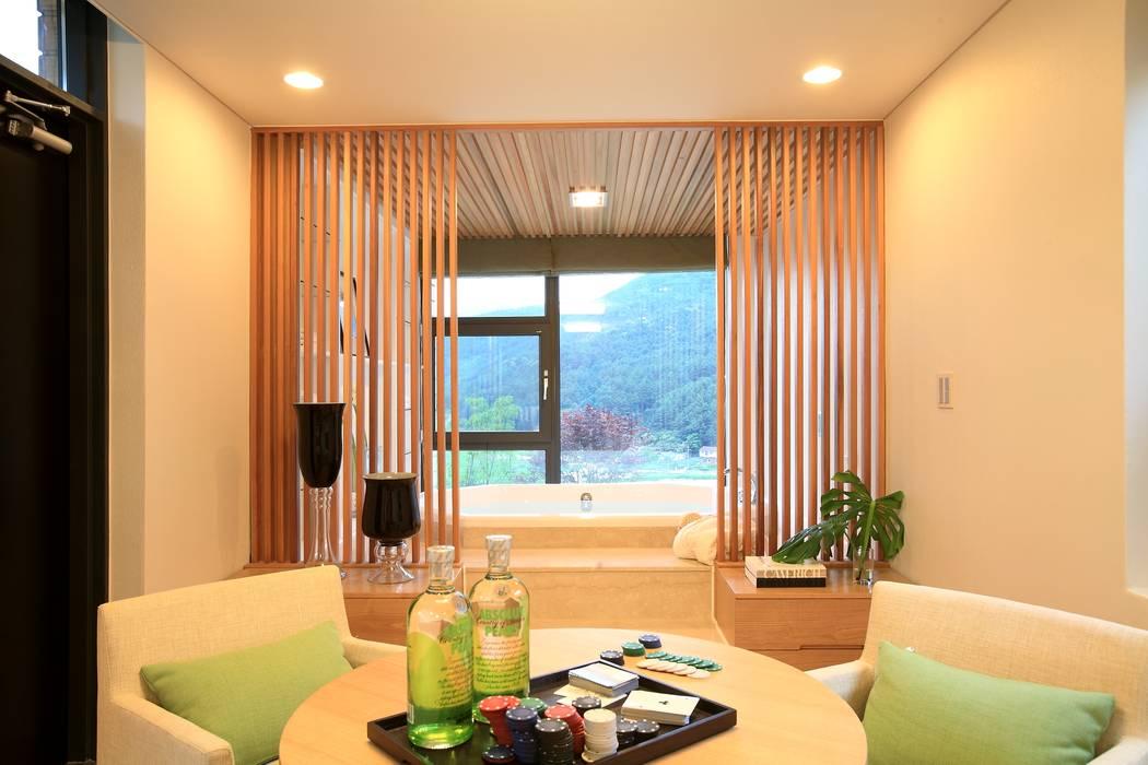 풍경,그곳에 살어리 랏다: 한글주택(주)의  침실