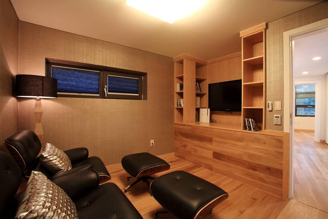 풍경,그곳에 살어리 랏다: 한글주택(주)의  방
