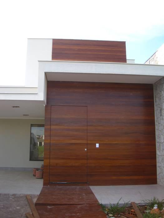 Casas de estilo  por Tony Santos Arquitetura,