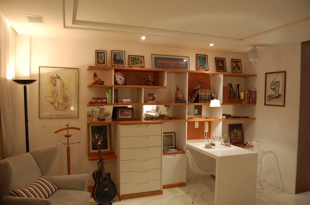 Emmilia Cardoso Designers Associados 臥室