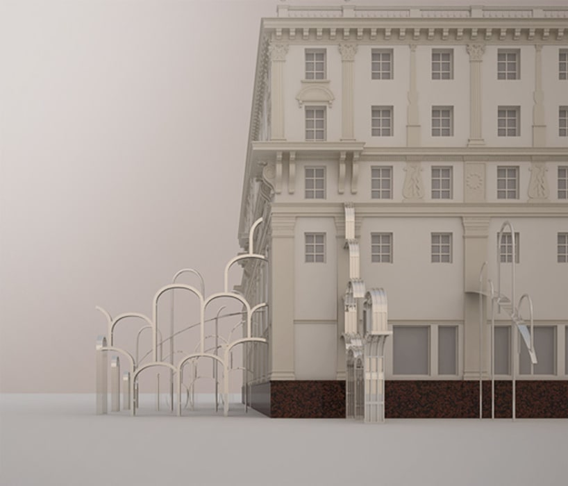 Casas de estilo ecléctico de Юлия Максимук Ecléctico